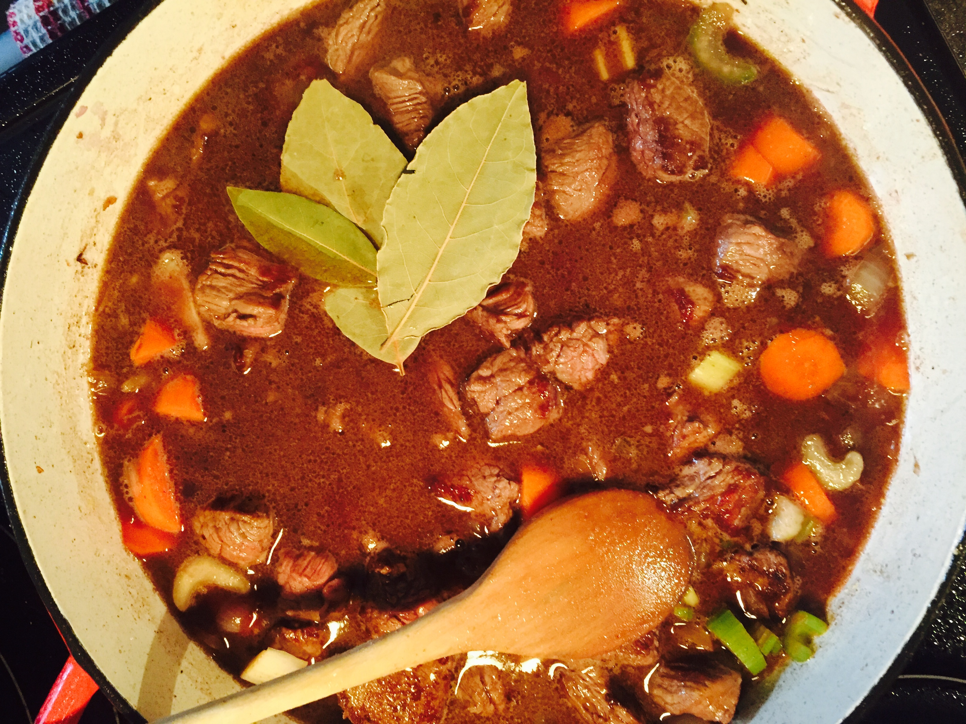 100 Ina Beef Stew A Bowl Of Rustic Beef Stew In A