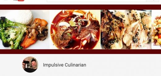 Check out the brand new Impulsive Culinarian youtube channel for all kinds of how to and recipe videos