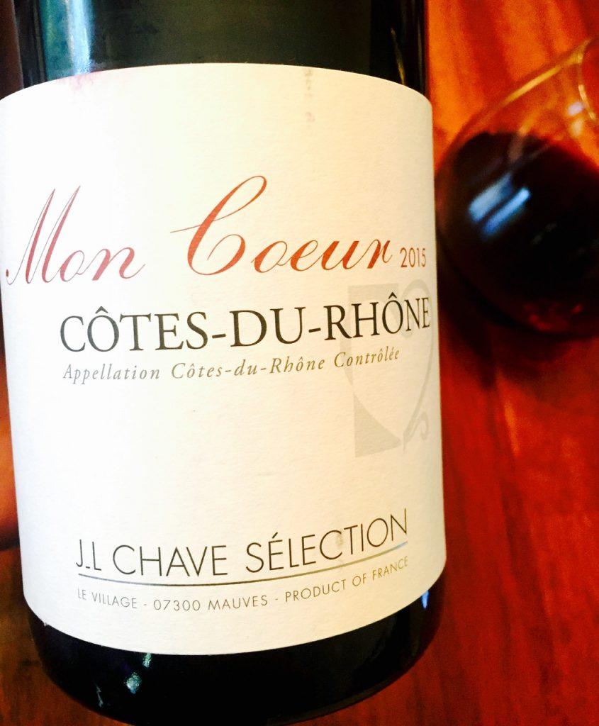 J.L. Chave Selection Mon Coeur 2015