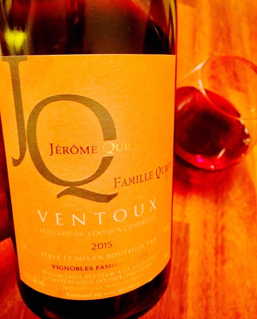Jerome Quiot Ventoux 2015