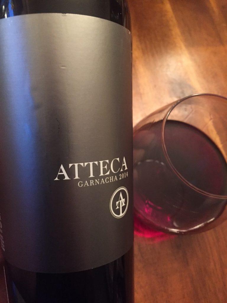 Atteca Garnacha 2014