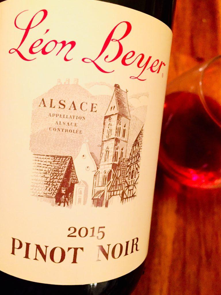 Leon Beyer Pinot Noir 2015