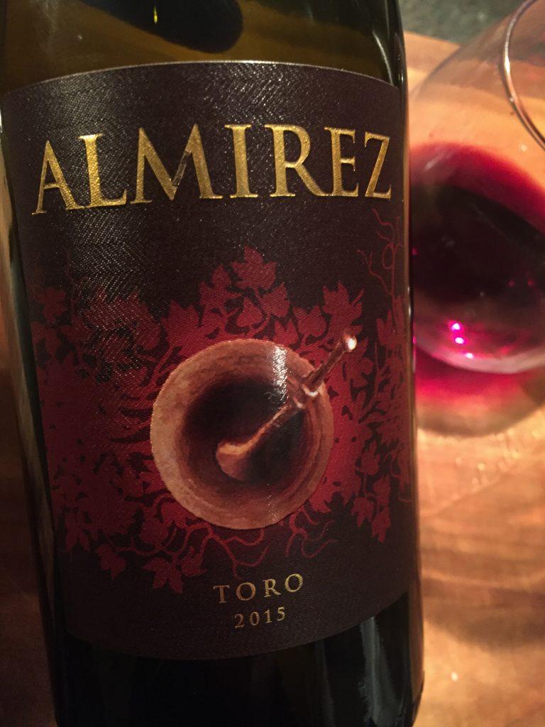 Almirez Toro 2015