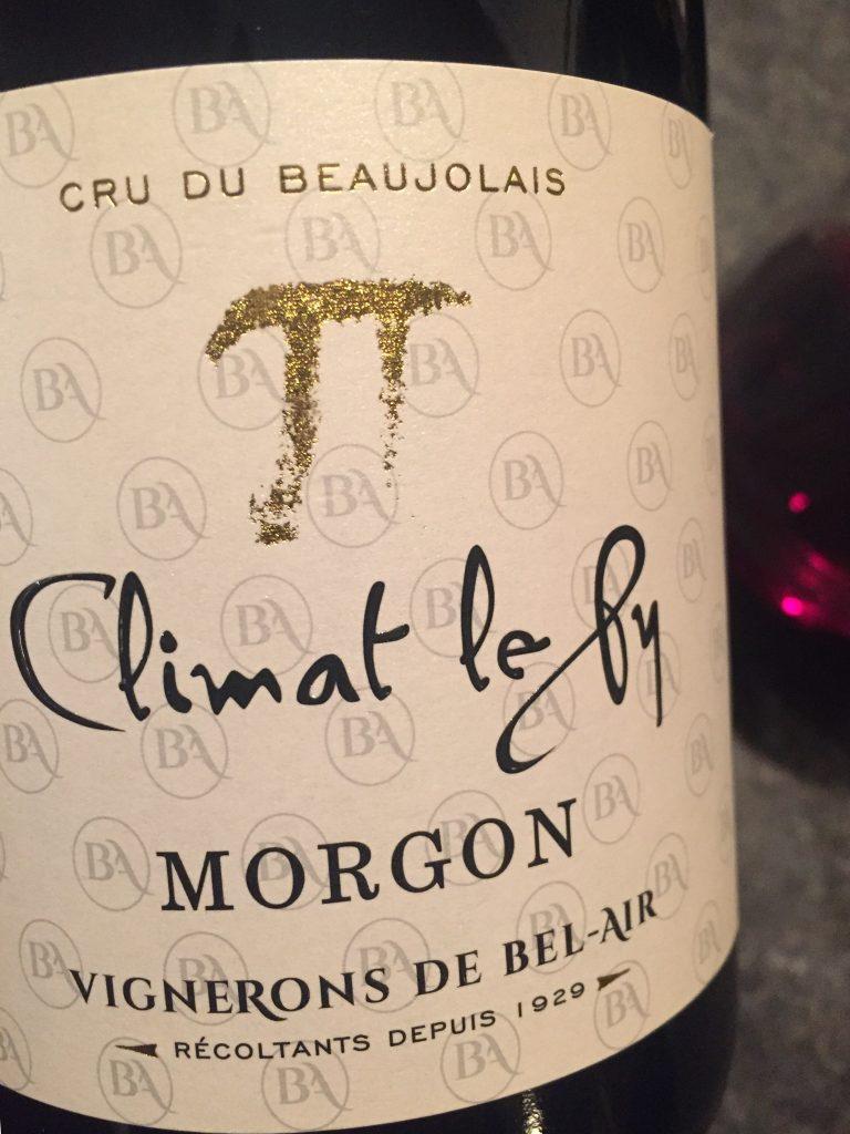 Morgon Le Py 2016 Beaujolais